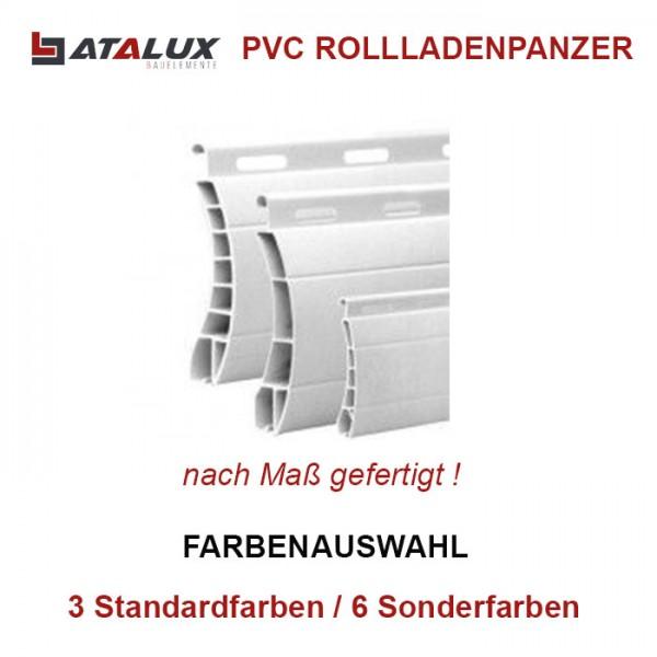 Rollladen Rollladenpanzer PCV Kunstoff versch. Größen